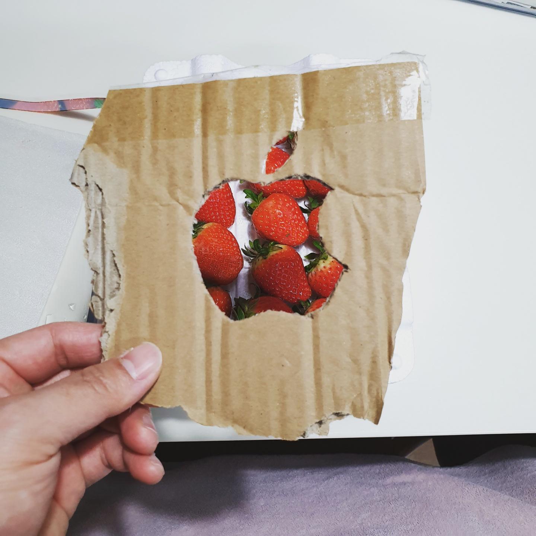 My Empty Apple
