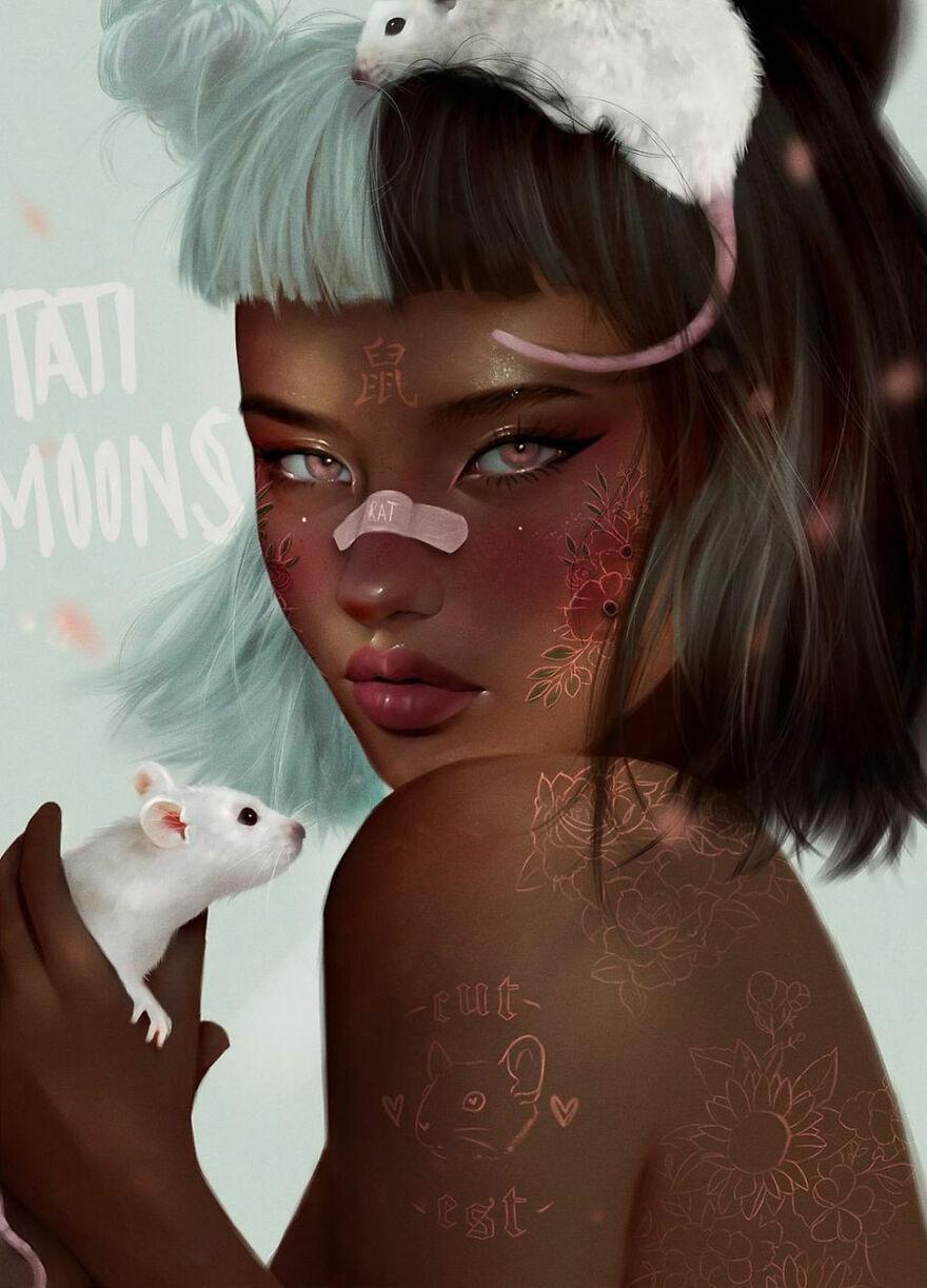 Rat, Chinese Zodiac