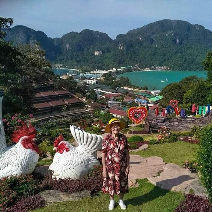 Visiting Asia