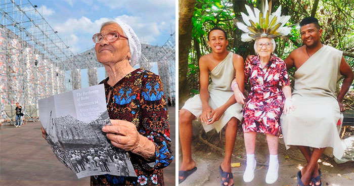 This 91-Year-Old Russian Grandma Became An Internet Sensation By Travelling The World On Her Own