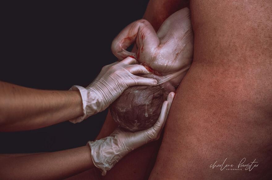 "Best In Birth Details: ""The Origin Of Life"" By Charlene Foertser, Germany"