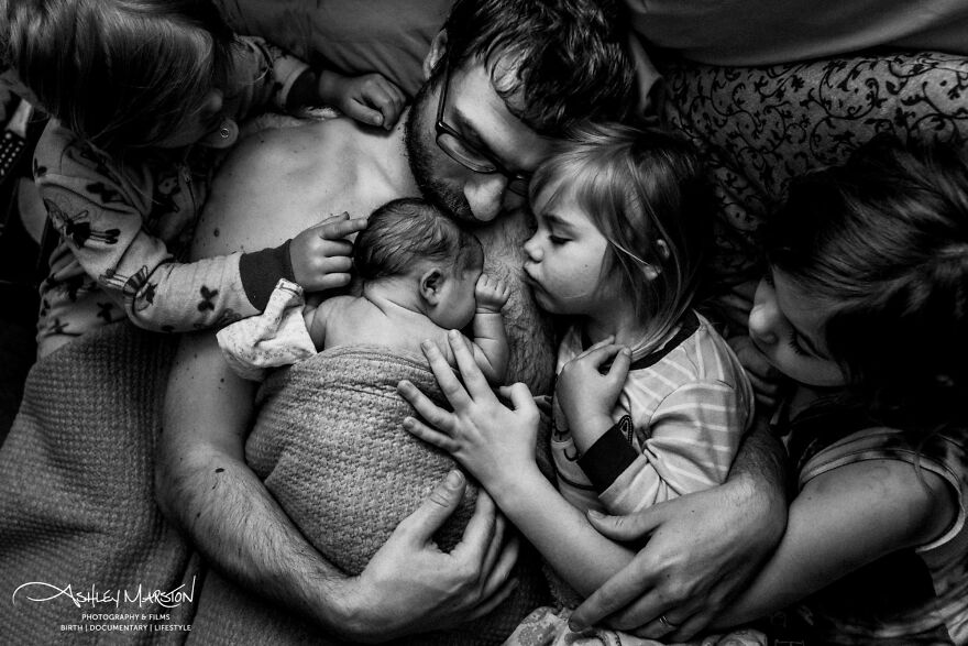 """First Place: """"Daddy's Girls"""" By Ashley Marston, Canada"""