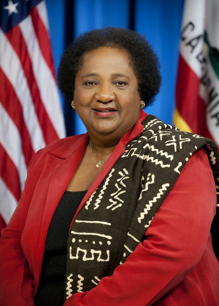 Shirley Weber - The First African American Person To Serve As California Secretary Of State