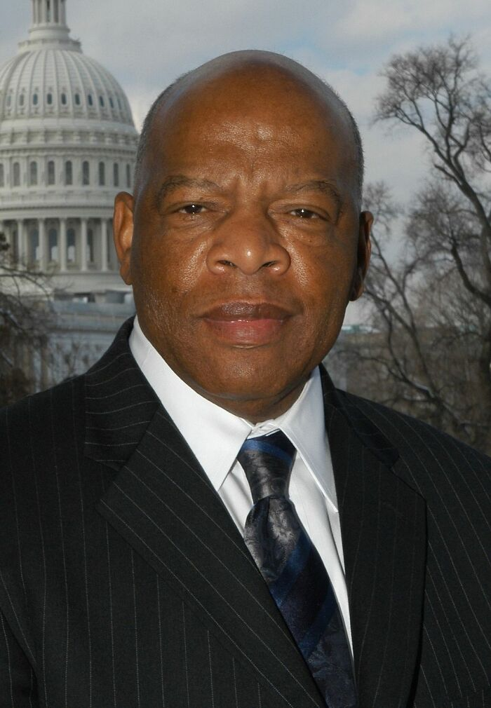 John Lewis - Civil Rights Activist