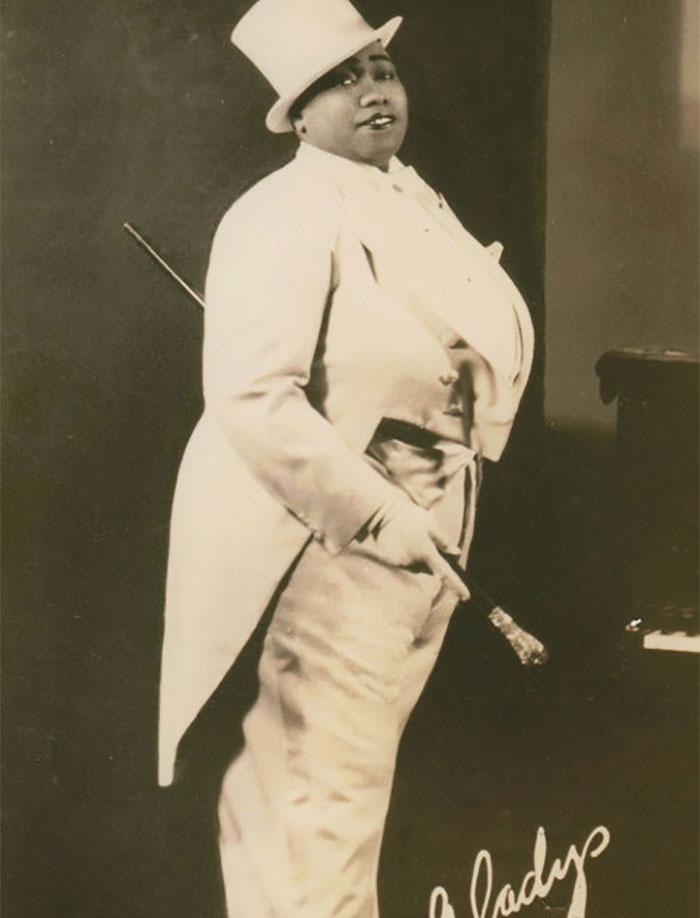 Gladys Bentley - Prominent Blues Singer