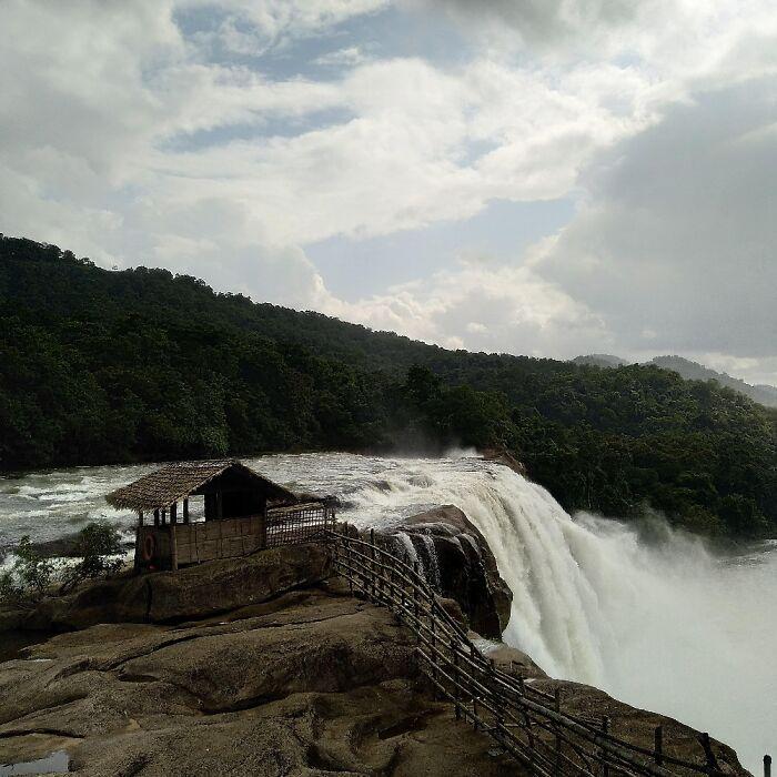 Athirapilly Waterfalls, Kerala, India