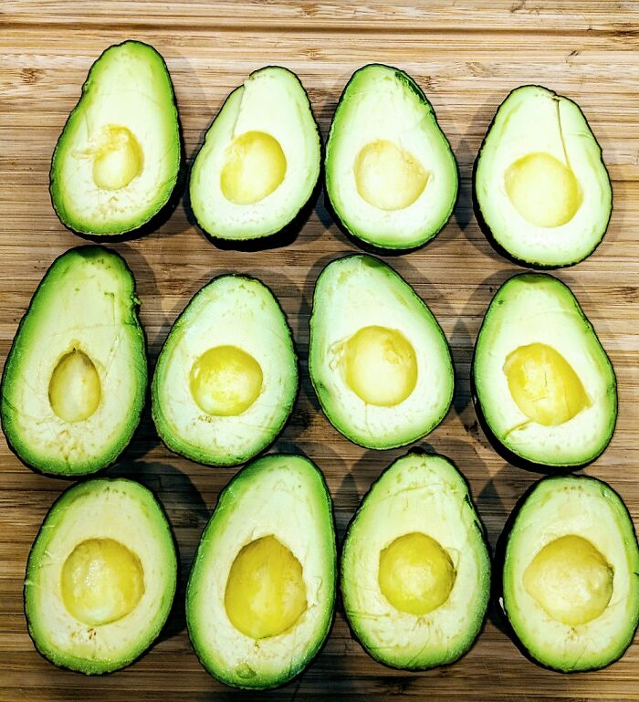 I Picked 6 Perfect Avocados.