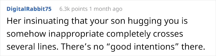 """Dad Asks If He Was Wrong For Snapping At His Sister After She Called Him """"Creepy And Perverted"""" For Hugging His Son"""