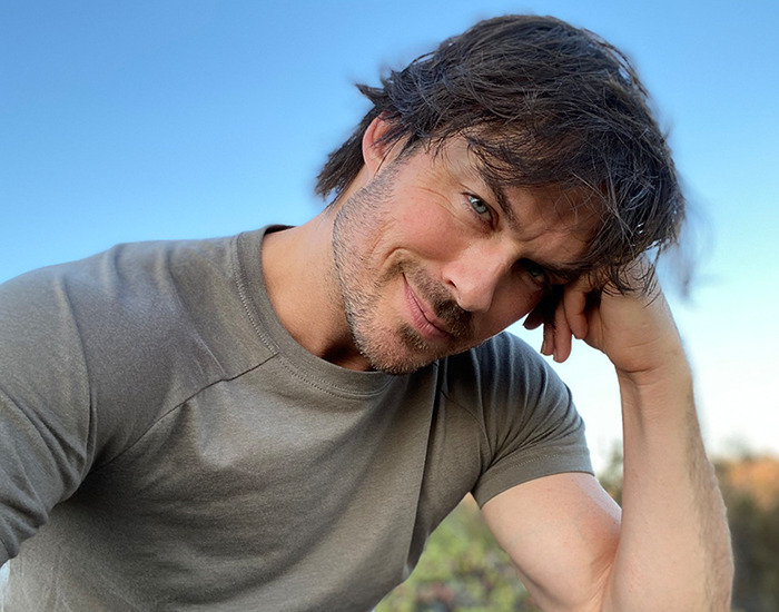 Ian Somerhalder Founded An Organization Aiming To Preserve Wildlife