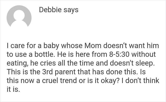 Found On A Baby Sleep Help Website. Says