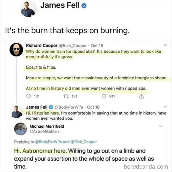 The Eternal Burn