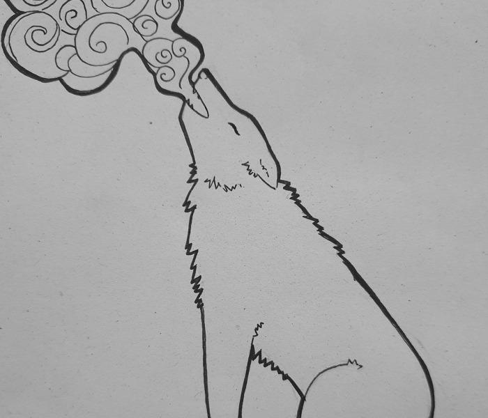 Hey Pandas, Draw Your Favorite Animal