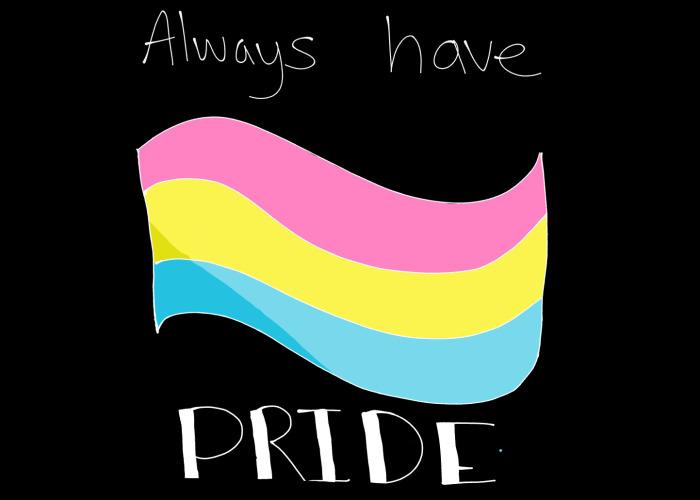 Hey Pandas, Draw Your Pride Flag