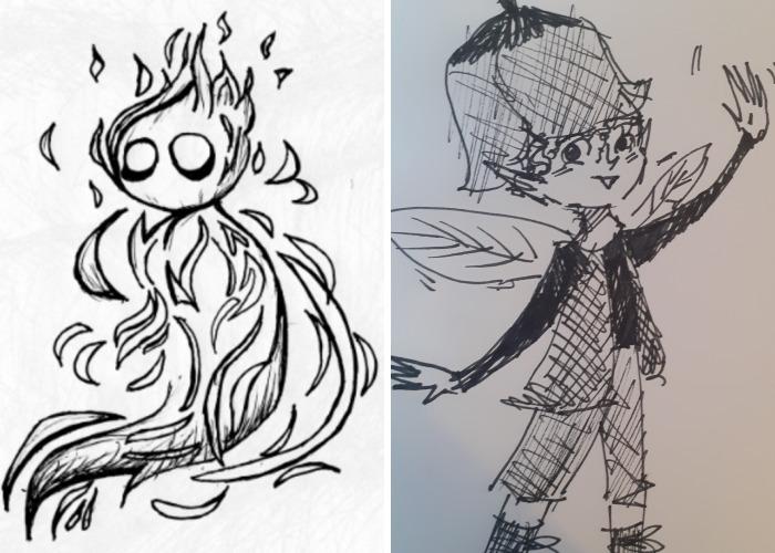 Hey Pandas, Draw A Cute Cartoon
