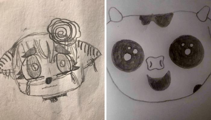 Hey Pandas, Create Something Cute