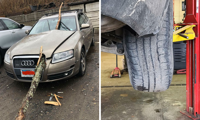 50 Times Car Mechanics Took Pics Of What They Were Dealing With So Others Would Believe Them (New Pics)