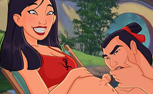 Artist Draws Disney Princesses Going Through Pregnancy (9 Pics)