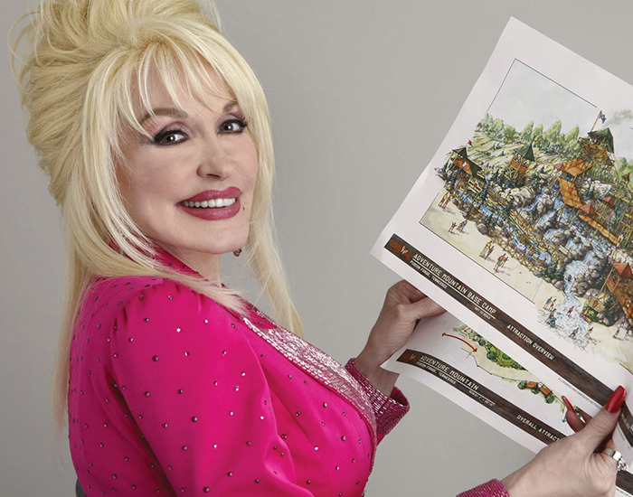Dolly Parton's Foundation Takes Part In Global Philanthropy