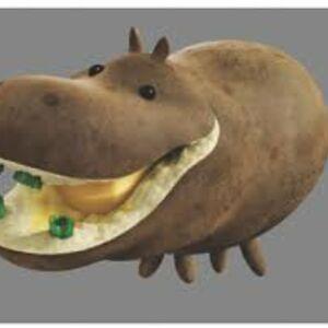Kawaii Hippotato (She/her)