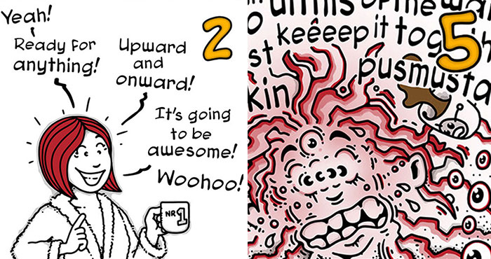 Here's My 11 Comics About Everyday Life In Amsterdam
