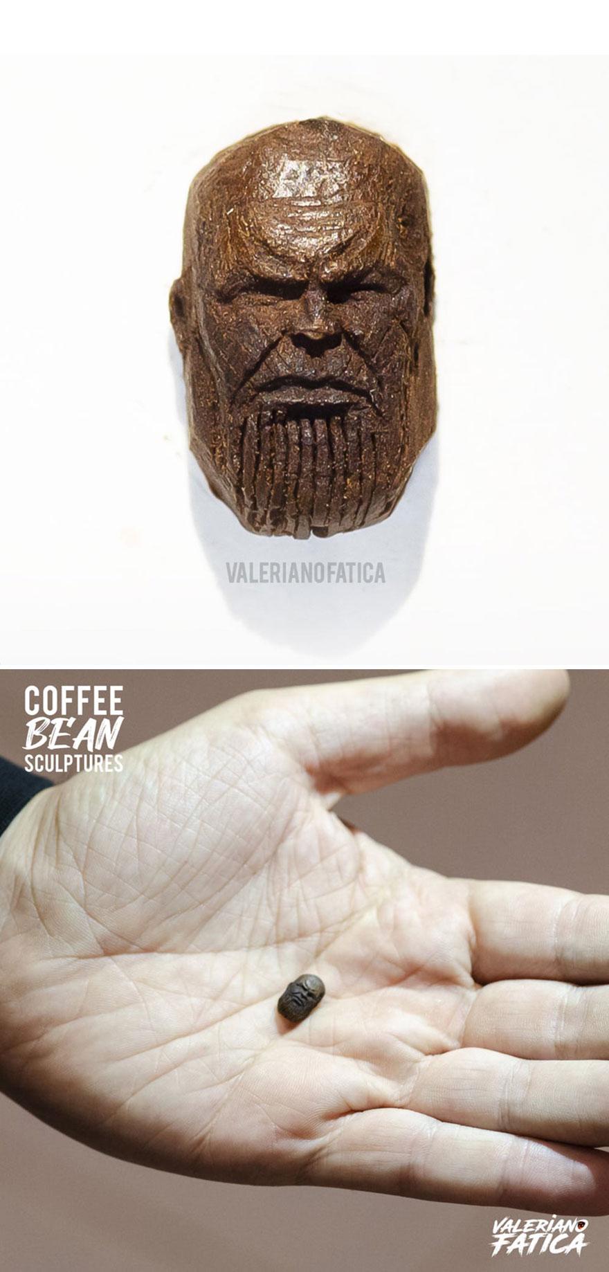 Coffee Bean Thanos