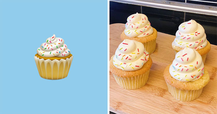 20-Year-Old Student From UK Makes Edible Versions Of Food Emojis (9 Examples)
