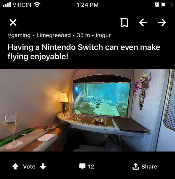 Yeah...the Switch Makes It Enjoyable