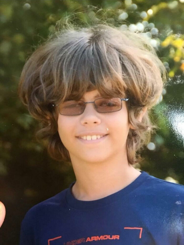 I Don't Even Know What Happened In 6th Grade