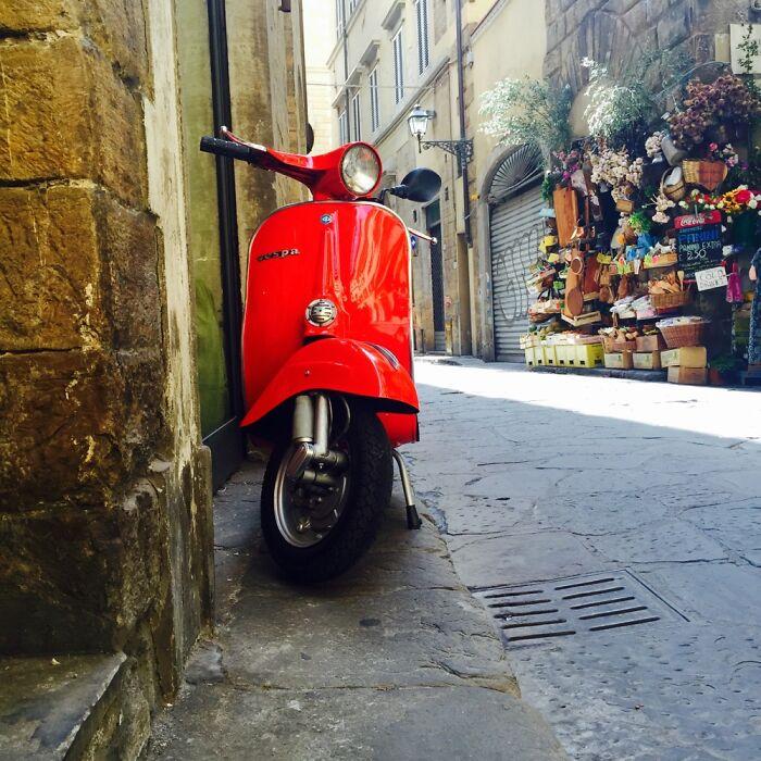 Florence, Italy. Taken Durning My Honeymoon.