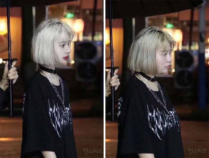 Someone Photographed A Chinese Celebrity And Showed What She Truly Looks Like Without Photoshop