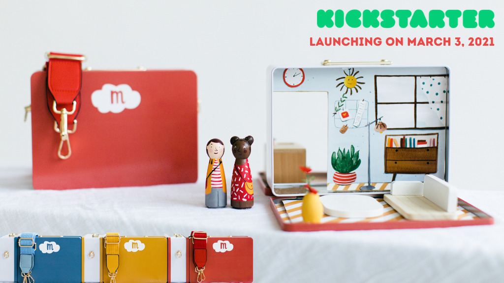 Play Maysie Kickstarter Campaign Will Create A Home On The Go For Kids With Big Imaginations