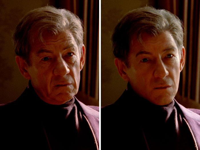 Ian Mckellen In 'X-Men: The Last Stand' (2006)