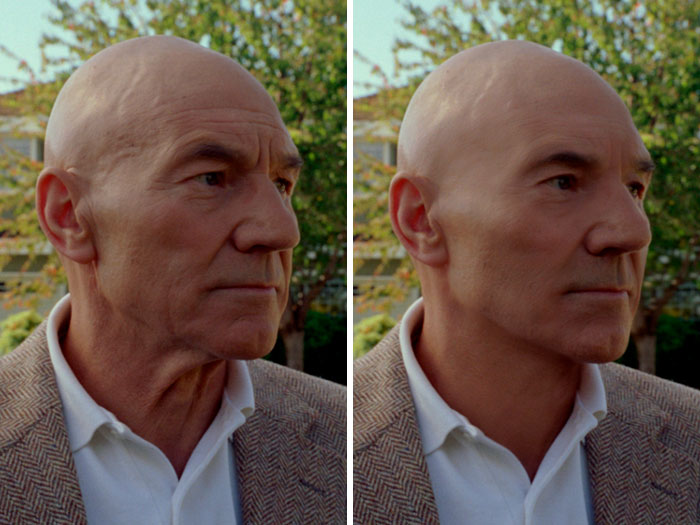 Patrick Stewart In 'X-Men: The Last Stand' (2006)