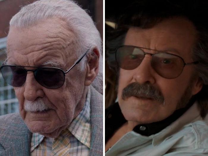 Stan Lee In 'Avengers: Endgame' (2019)