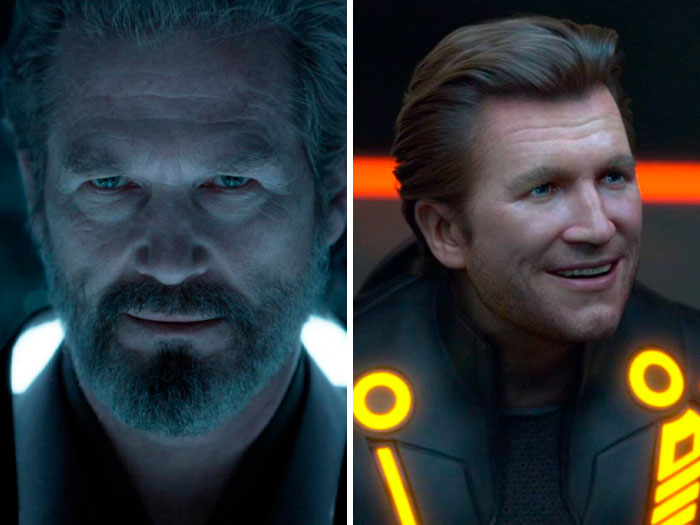Jeff Bridges In 'Tron: Legacy' (2010)