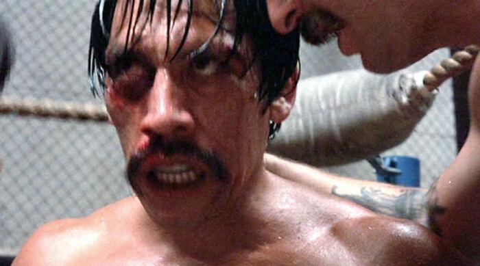 Danny Trejo As A Boxer In 'Runaway Train' (1985)