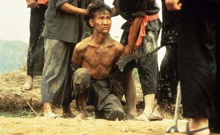 Haing S. Ngor As Dith Pran In 'The Killing Fields' (1984)