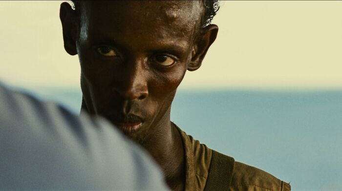 Barkhad Abdi As Muse In 'Captain Phillips' (2013)