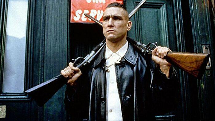 Vinnie Jones As Big Chris In 'Lock, Stock And Two Smoking Barrels' (1998)