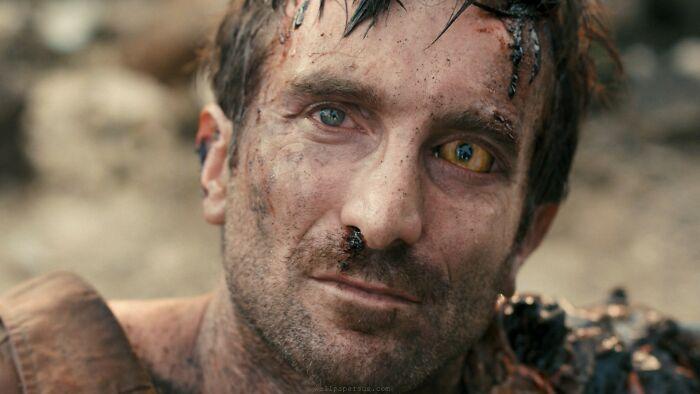 Sharlto Copley As Wikus Van De Merwe In 'District 9' (2009)