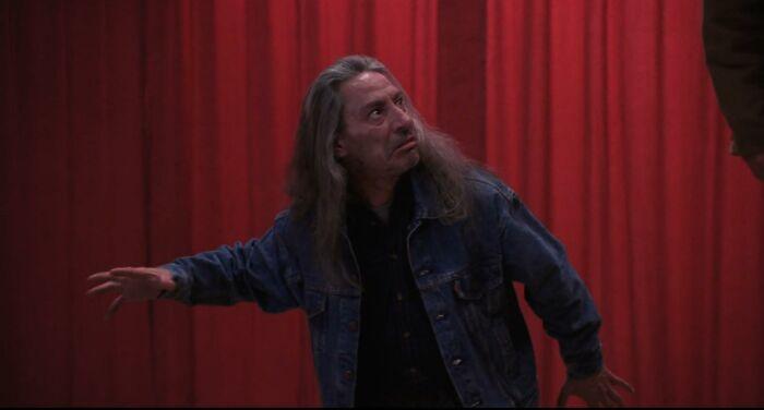 Frank Silva As Killer Bob In 'Twin Peaks' (1990-2017)
