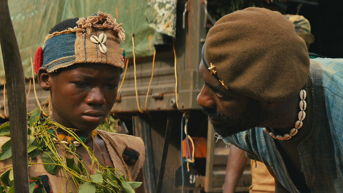 Abraham Attah As Agu In 'Beasts Of No Nation' (2015)