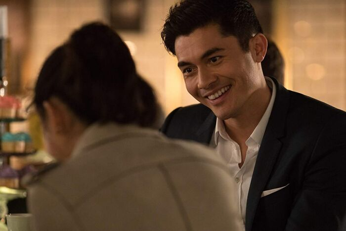 Henry Golding As Nick Young In 'Crazy Rich Asians' (2018)