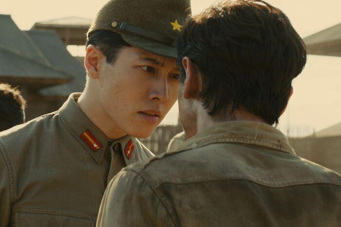 "Miyavi As Sgt. Mutsuhiro ""The Bird"" Watanabe In 'Unbroken' (2014)"