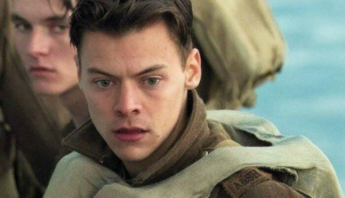 Harry Styles As Alex In 'Dunkirk' (2017)