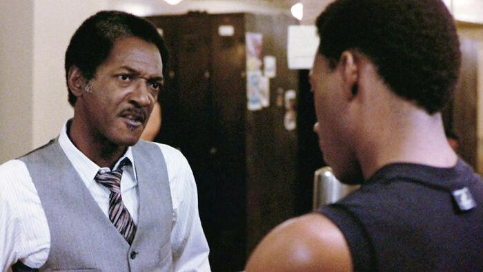 Gilbert R. Hill As Inspector Douglas Todd In 'Beverly Hills Cop' (1984)