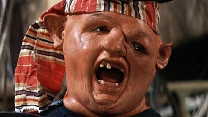 John Matuszak As Sloth In 'The Goonies' (1985)
