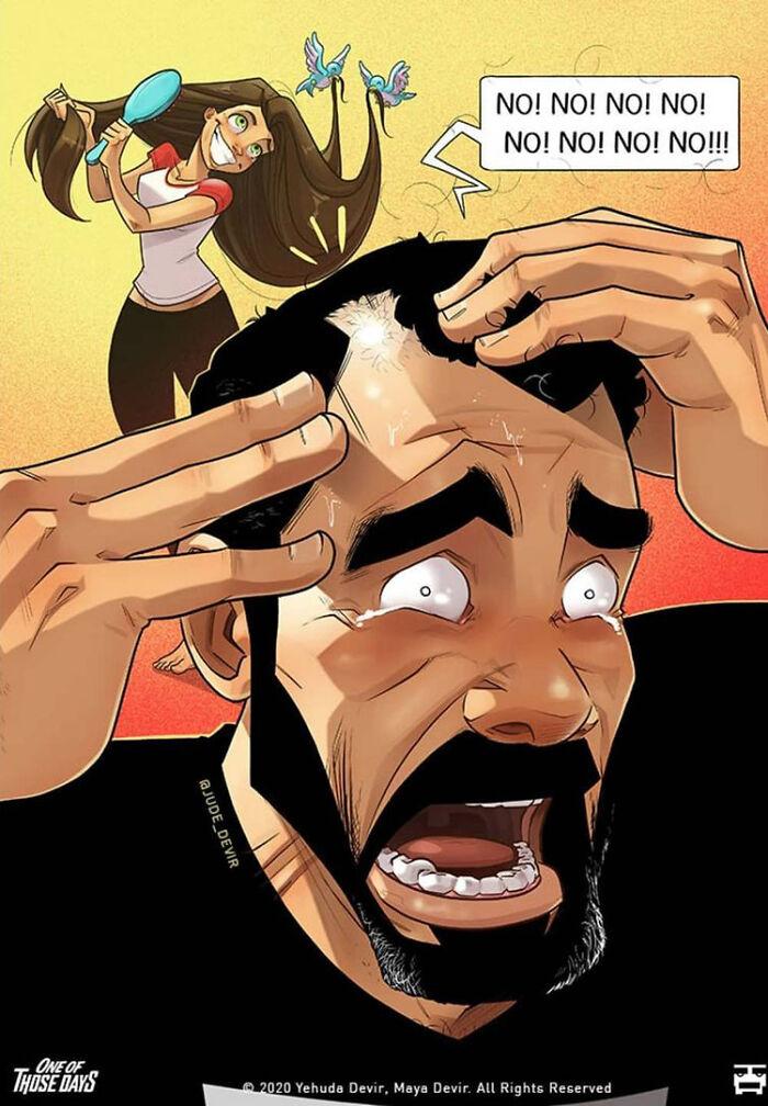 Oh Hair No!