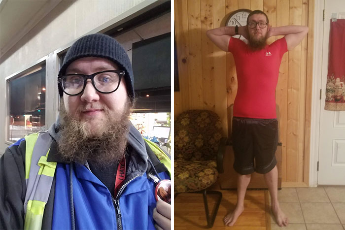 Hoy me he pesado y he perdido 100 kilos en total. Ahora peso 81. No tenía a quién contárselo, así que lo comparto aquí
