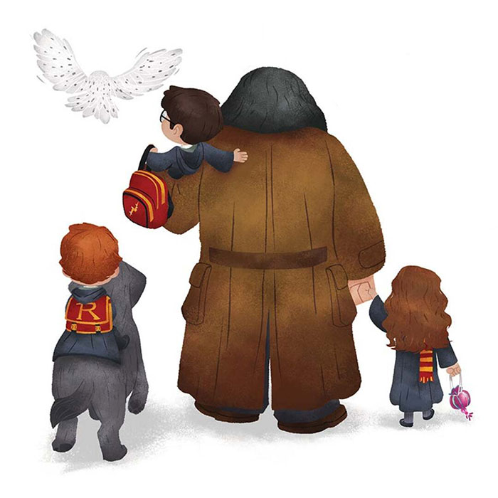 Artist Puts Together 'Super Families' From Our Favorite Characters (30 Pics)